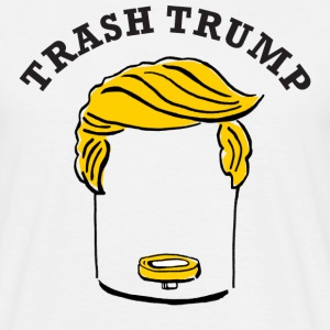trump_trash T-Shirts - Men's T-Shirt