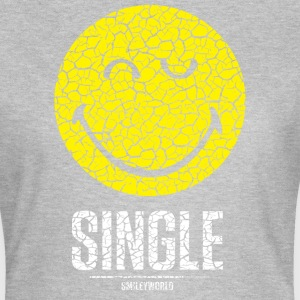 SmileyWorld Single Smiley - T-skjorte for kvinner