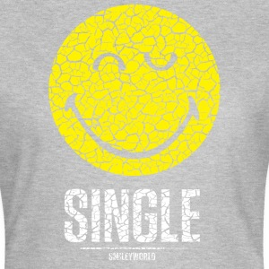 SmileyWorld Single Smiley - Maglietta da donna