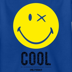 SmileyWorld Cool Smiley - Teenage T-shirt