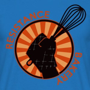 Resistance Bakery T-shirts - Herre-T-shirt