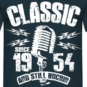 1954 And Still Rockin T-Shirts - Männer T-Shirt