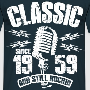 1959 And Still Rockin T-Shirts - Männer T-Shirt