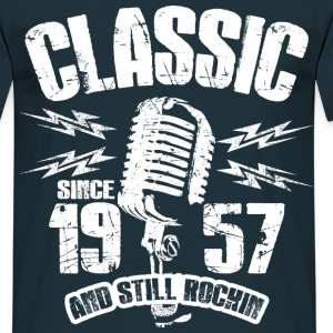 1957 And Still Rockin T-Shirts - Männer T-Shirt