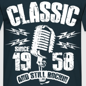 1958 And Still Rockin T-Shirts - Männer T-Shirt