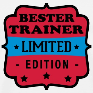 Bester trainer limited edition T-Shirts - Men's Premium T-Shirt