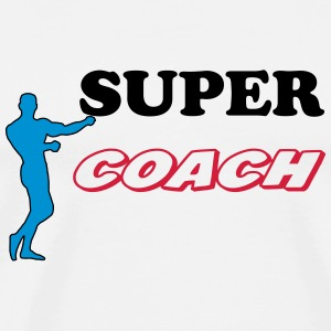 Super coach T-Shirts - Men's Premium T-Shirt