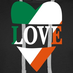 Love Ireland Hoodies & Sweatshirts - Men's Premium Hoodie
