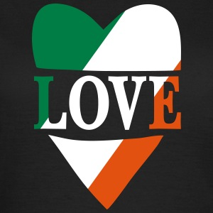 Love Ireland T-shirts - Dame-T-shirt
