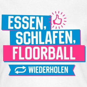 Hobby Floorball T-Shirts - Frauen T-Shirt