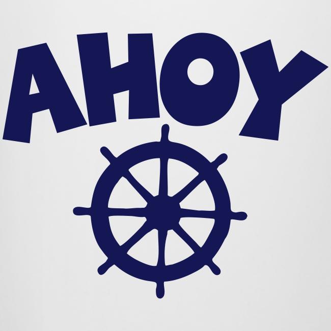 AHOY Wheel Bierkrug