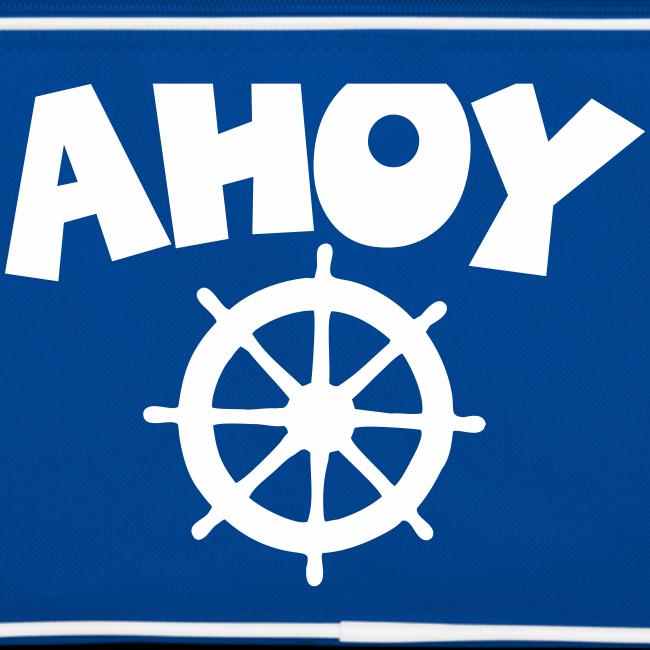 AHOY Wheel Retrotasche