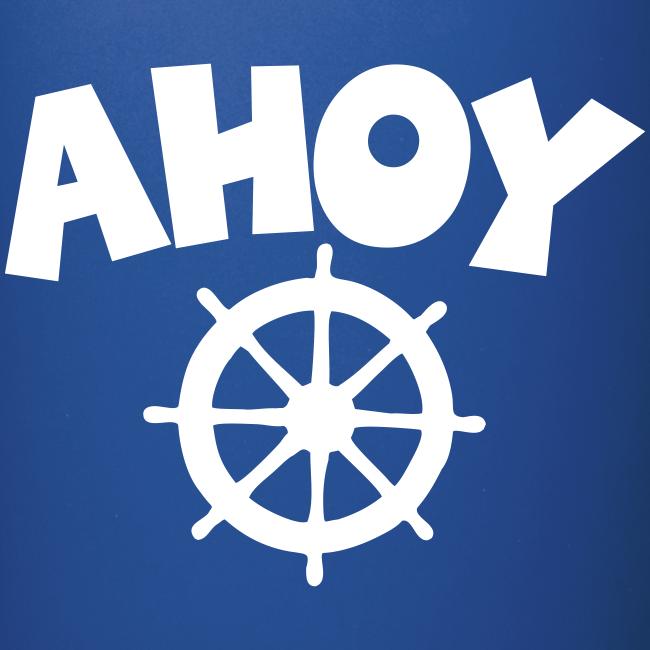 AHOY Wheel Tasse