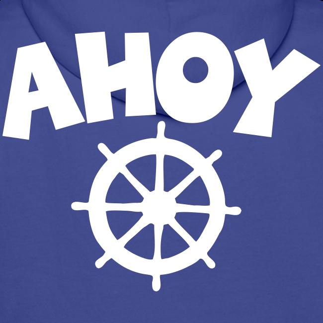 AHOY Wheel Hoodie