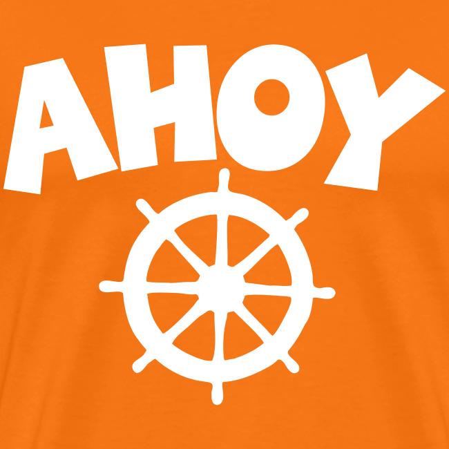 AHOY Wheel S-5XL T-Shirt