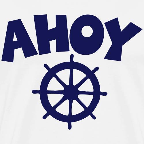 Ahoy Wheel Segel Design