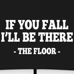 if you fall I'll be there - the floor 1 Ombrelli - Ombrello tascabile