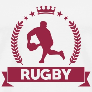 Rugby - Rugbyman - Sport - Fighter - Fight T-Shirts - Men's Premium T-Shirt