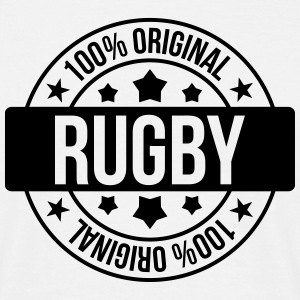 Rugby - Rugbyman - Sport - Fighter - Fight T-Shirts - Men's T-Shirt