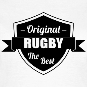 Rugby - Rugbyman - Sport - Fighter - Fight T-Shirts - Women's T-Shirt