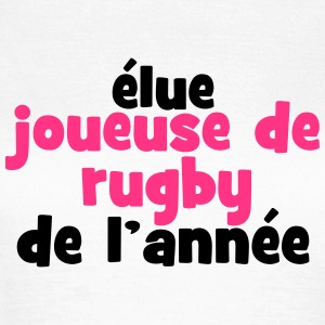Rugby - Rugbyman - Sport - Fighter - Fight Tee shirts - T-shirt Femme