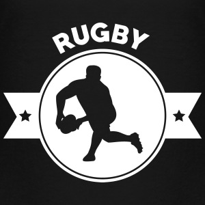 Rugby - Rugbyman - Sport - Fighter - Fight Tee shirts - T-shirt Premium Enfant