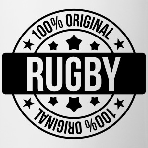Rugby - Rugbyman - Sport - Fighter - Fight Mugs & Drinkware - Mug