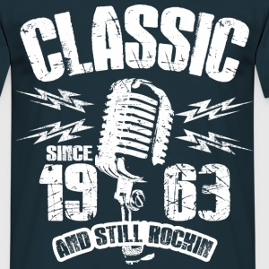 1963 And Still Rockin T-Shirts - Männer T-Shirt