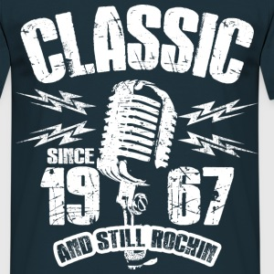 1967 And Still Rockin T-Shirts - Männer T-Shirt