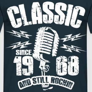 1968 And Still Rockin T-Shirts - Männer T-Shirt