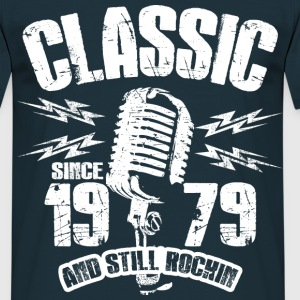 1979 And Still Rockin T-Shirts - Männer T-Shirt