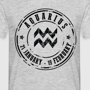 Aquarius T-Shirts - Men's T-Shirt