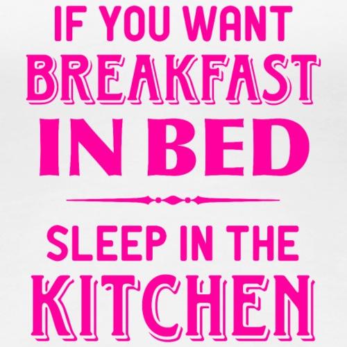 Breakfast in bed Frühstück im Bett Kitchen Küche