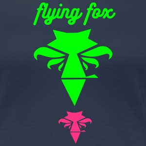 flying fox - Frauen Premium T-Shirt