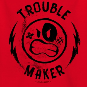 SmileyWorld Fauteur Trouble Maker - T-shirt Enfant