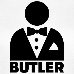 Butler T-Shirts - Frauen T-Shirt