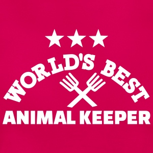 Animal keeper T-Shirts - Frauen T-Shirt