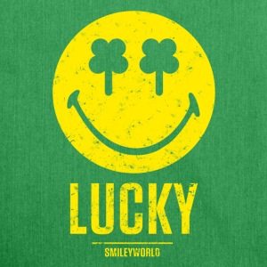 SmileyWorld Chanceux Lucky Chance - Sac bandoulière 100 % recyclé