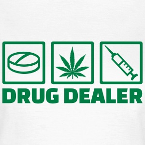Drug dealer T-Shirts - Frauen T-Shirt