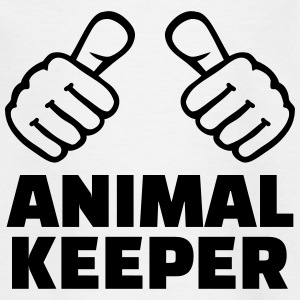 Animal keeper T-Shirts - Kinder T-Shirt