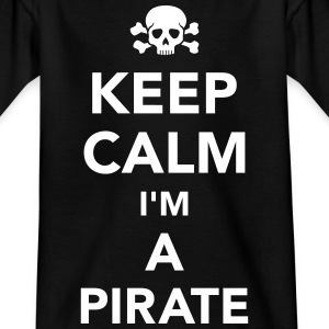 Pirate T-Shirts - Kinder T-Shirt