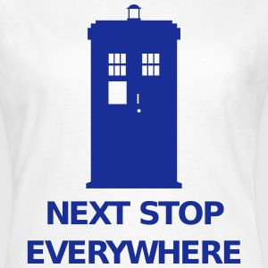 Next Stop Everywhere Tee shirts - T-shirt Femme