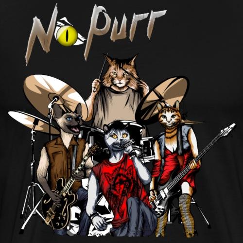 Band mit Logo