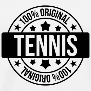 Tennis - Sport - Ball - Player - Game -  Sportsman T-Shirts - Men's Premium T-Shirt