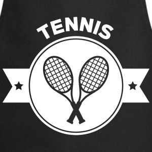 Tennis - Sport - Ball - Player - Game -  Sportsman  Aprons - Cooking Apron