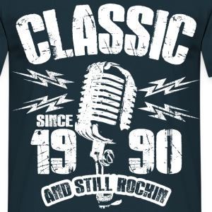 1990 And Still Rockin T-Shirts - Männer T-Shirt