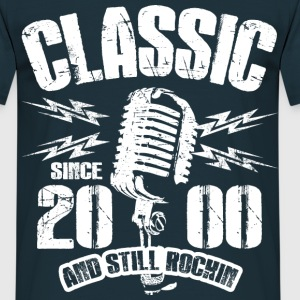 2000 And Still Rockin T-Shirts - Männer T-Shirt