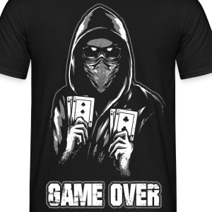 ACAB - 1312 - GAME OVER - Männer T-Shirt