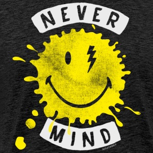 SmileyWorld Pas De Souci Never Mind - T-shirt Premium Homme
