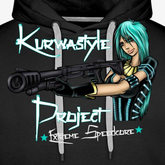Kurwastyle Project Hoodie 2014